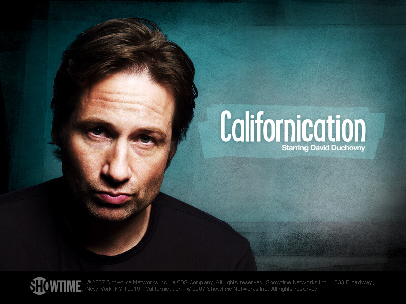 La vita di uno scrittore in crisi creativa raccontata in Californication